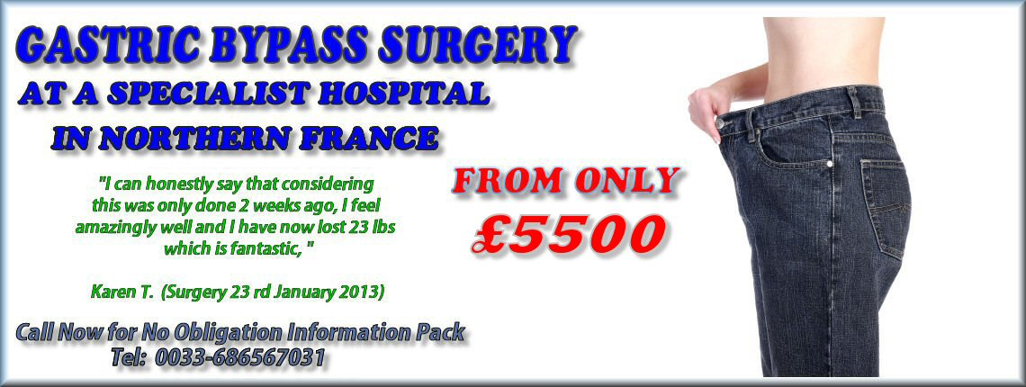 #Gastric ByPass Surgery