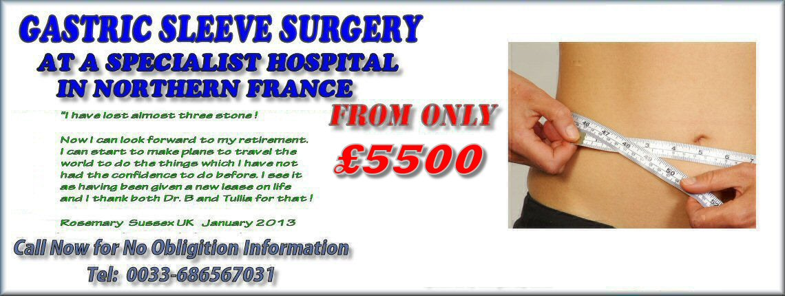 #Gastric Sleeve Surgery
