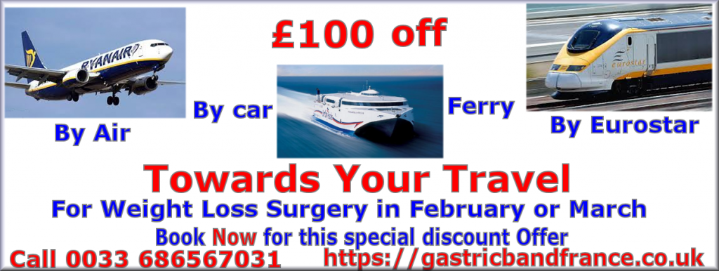 100-off-travel for weight loss surgery