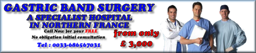 Gastric band surgery France Blog