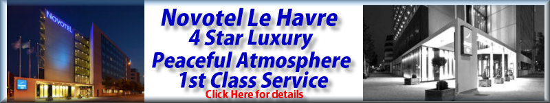Novatel Le havre 4 star rated services