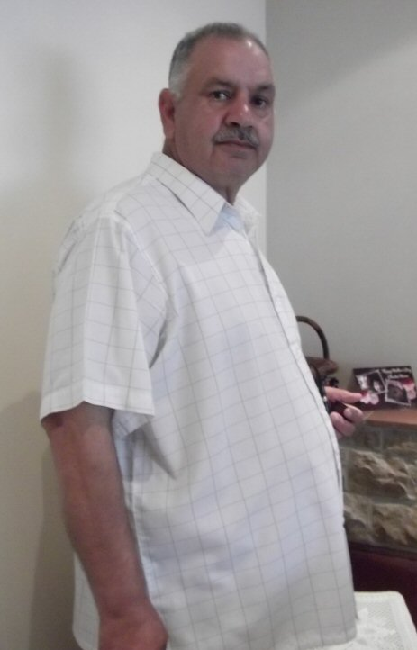 Mohammed has now lost 48 Kgs