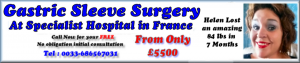 Gastric Sleeve surgery in France