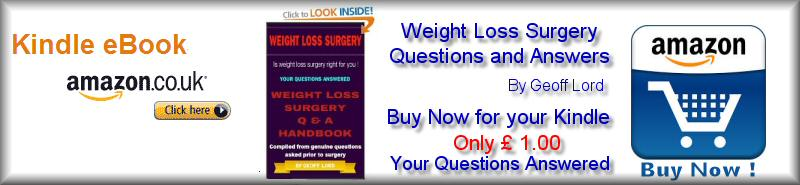 weight loss surgery questions and answers