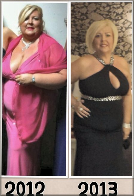 Christina McD before and After
