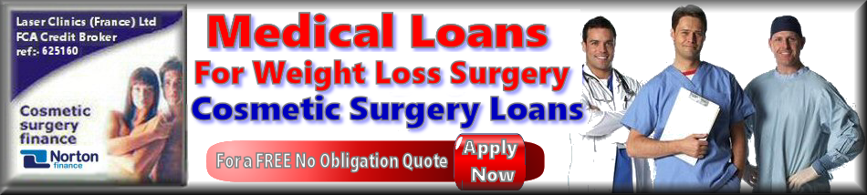 loans and finance for weight loss surgery