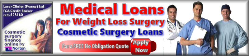 Medical Loans and Cosmetic Surgery Finance Specialists for gastric sleeve surgery