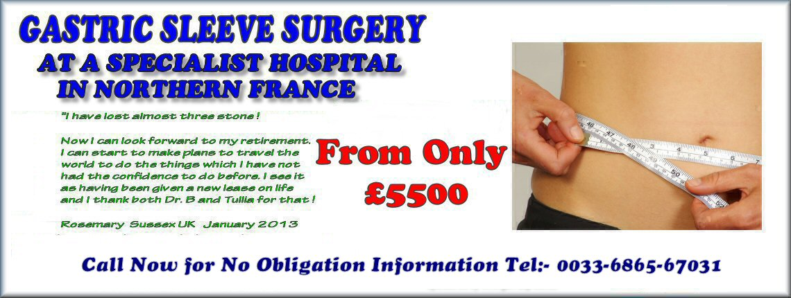 Best Price of Gastric Sleeve Surgery