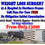 Weight Loss surgery Hospital in Le Havre France