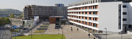 Hospital Jacques Monod in Le Havre France