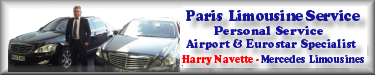 Harry Navette Limosine Services