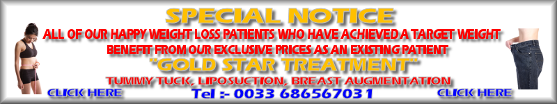 special offer for cosmetic surgery