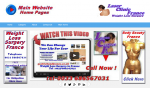 Gastric Band surgery France video-blog-screen